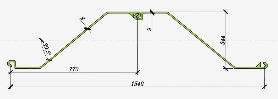 Шпунт AZ 13-770